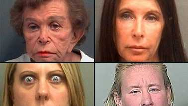Here are some mug shots of people who have been arrested in or close to the WPBF 25 News viewing area in 2013. It's important to note that a record of an arrest is not an indication of guilt.+ ALSO: Mugshot Hall Of Shame