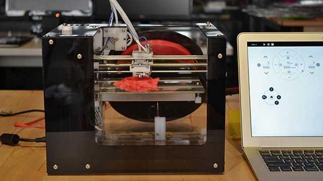 3-D printer, MakiBox