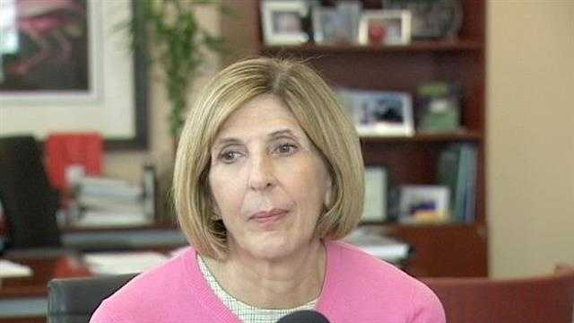 """West Palm Beach Mayor Jeri Muoio says she """"disagrees with the assumptions"""" made in the inspector general's complaint against her."""