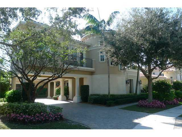 The home sits on 0.7 acres and is includes covered parking.