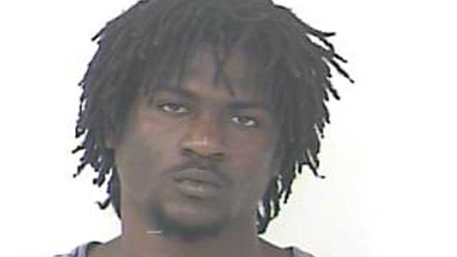 Tony Young is accused of punching and robbing a gas station clerk in Fort Pierce.