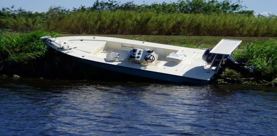 7. Brevard County - 29 accidents and one fatality out of 33,943 registered vessels.