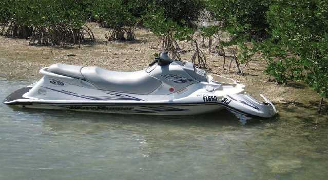 5. Okaloosa County - 31 accidents and two fatalities out of 17,905 registered vessels.