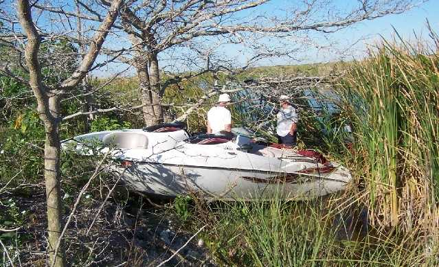 20. Putnam County - 10 accidents and four fatalities out of 7,970 registered vessels.