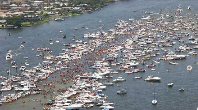 12. Sarasota County - 15 accidents and zero fatalities out of 21,437 registered vessels.