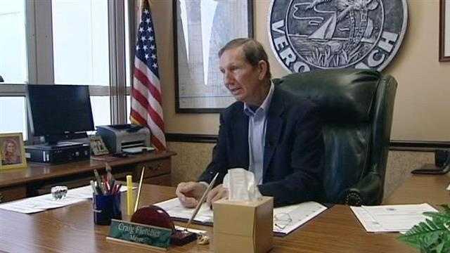 Vero Beach Mayor Craig Fletcher