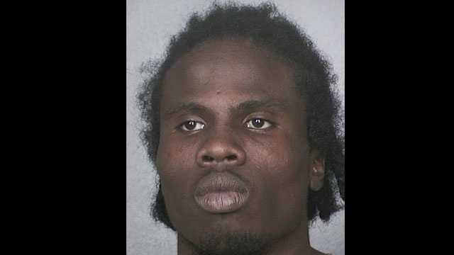 Osner Louis was shot and killed in the driveway of a Pompano Beach home.