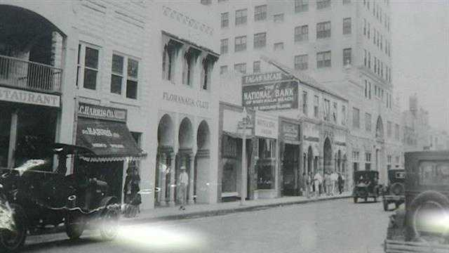 J.C. Harris Co. opened on Clematis Street in downtown West Palm Beach in 1913.
