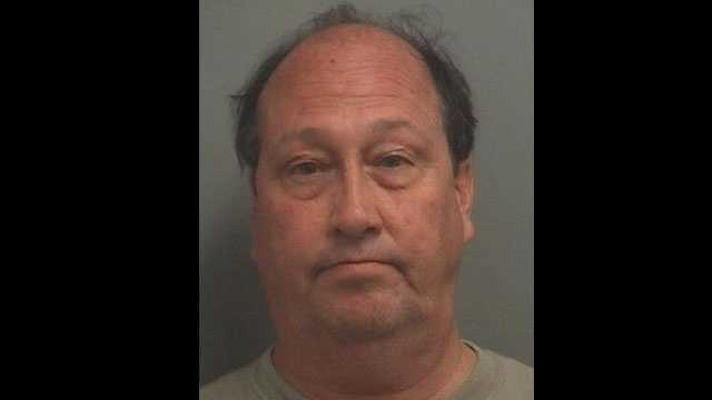 Conrad Hilton was arrested on a battery charge at Abe & Louie's in Boca Raton.