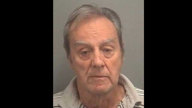 Anthony Corbo is accused of planning to sell counterfeit designer accessories in a parking lot on Palmetto Park Road.