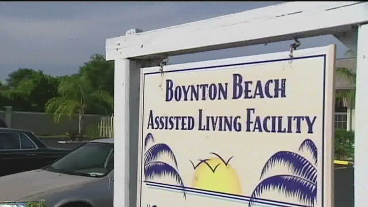Boynton Beach Assisted Living Facility owner Hansram Ramrup will have to close his facility in 20 days, but he doesn't plan to go quietly.
