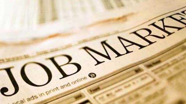 Generic Job Market Graphic