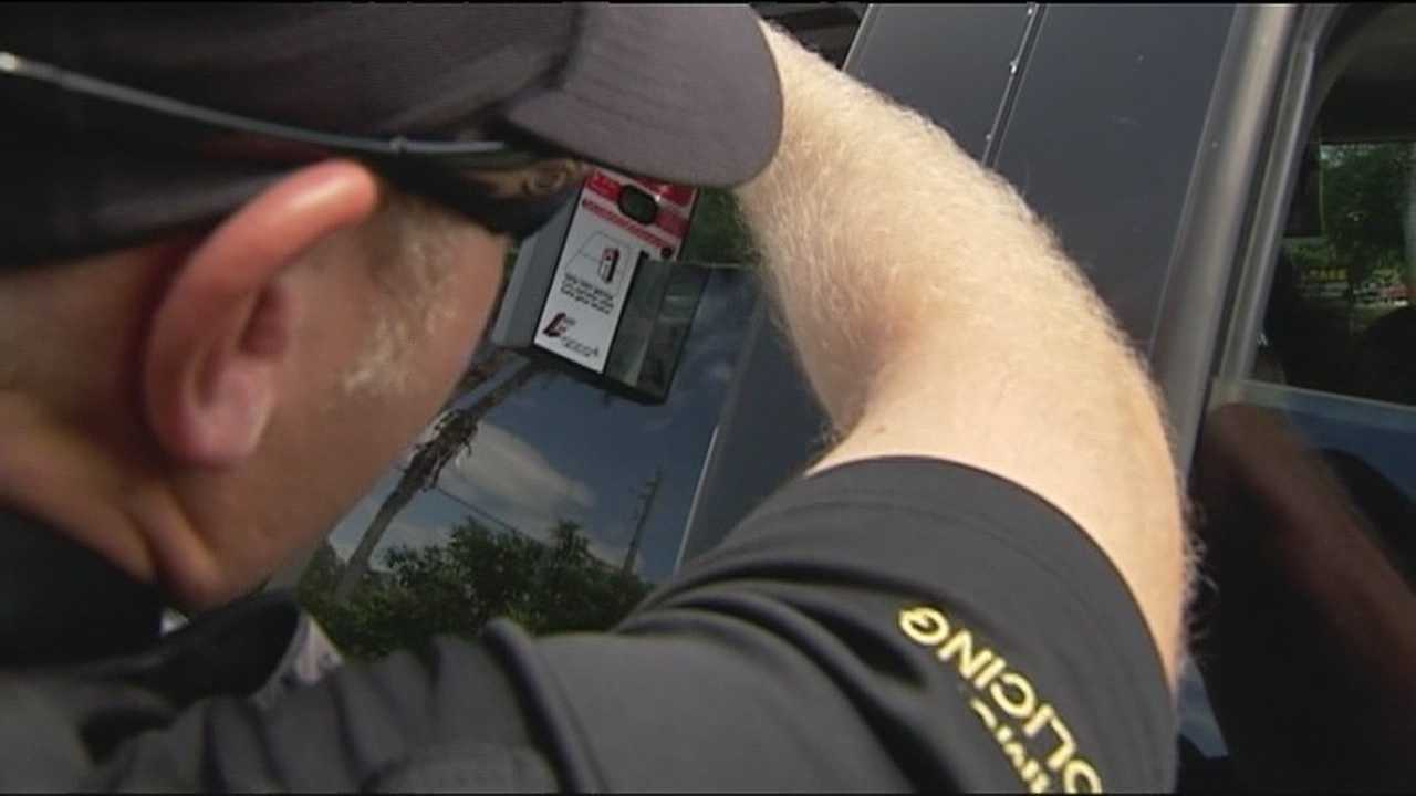 The Martin County Sheriff's Office is cracking down on illegally tinted windows.