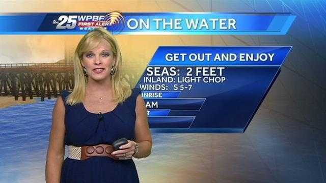 Sandra says humidity and more chances of wet weather are expected around town Thursday, but improvements are ahead for the holiday weekend.