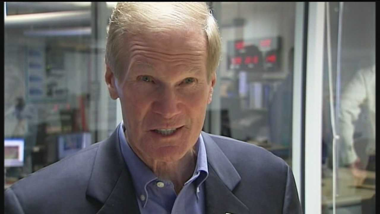 Sen. Bill Nelson was in town today and shared his thoughts on the progress of the Herbert Hoover Dike repairs.