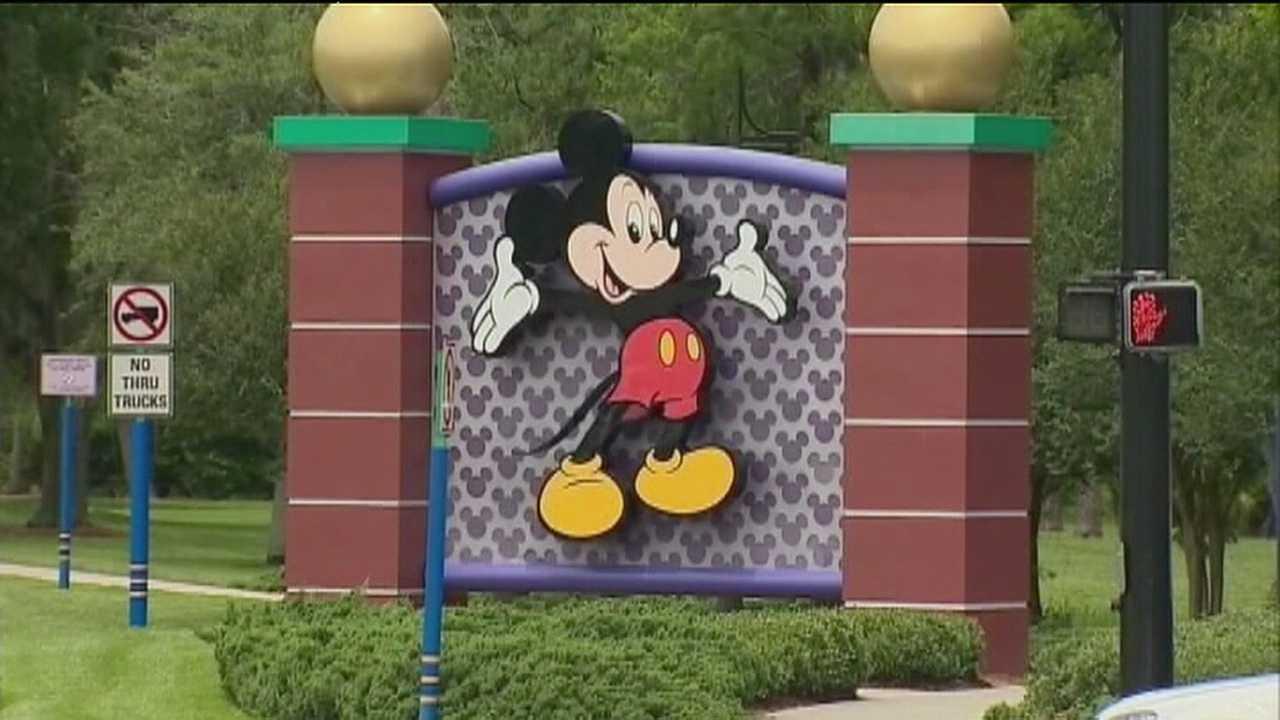 Disney entrance generic