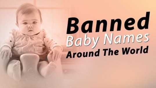 Banned Baby Names Cover Photo