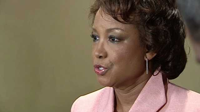 Former Florida Lt. Gov. Jennifer Carroll opened up about her forced resignation for the first time since it happened back in March.
