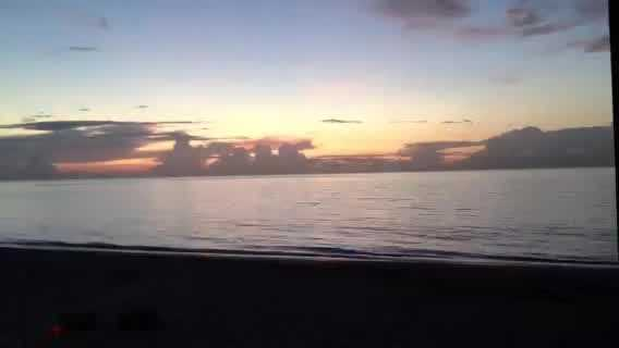 Take a look at today's sunrise in this cool time-lapse video from WPBF 25 News reporter Chris McGrath.