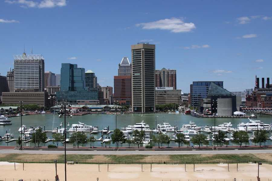 20. Baltimore