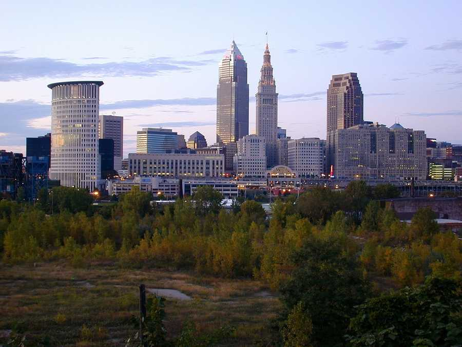 18. Cleveland