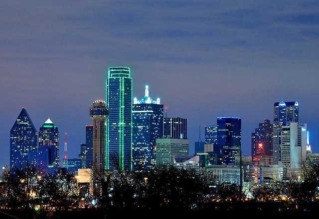 8. Dallas