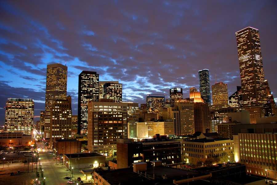 6. Houston