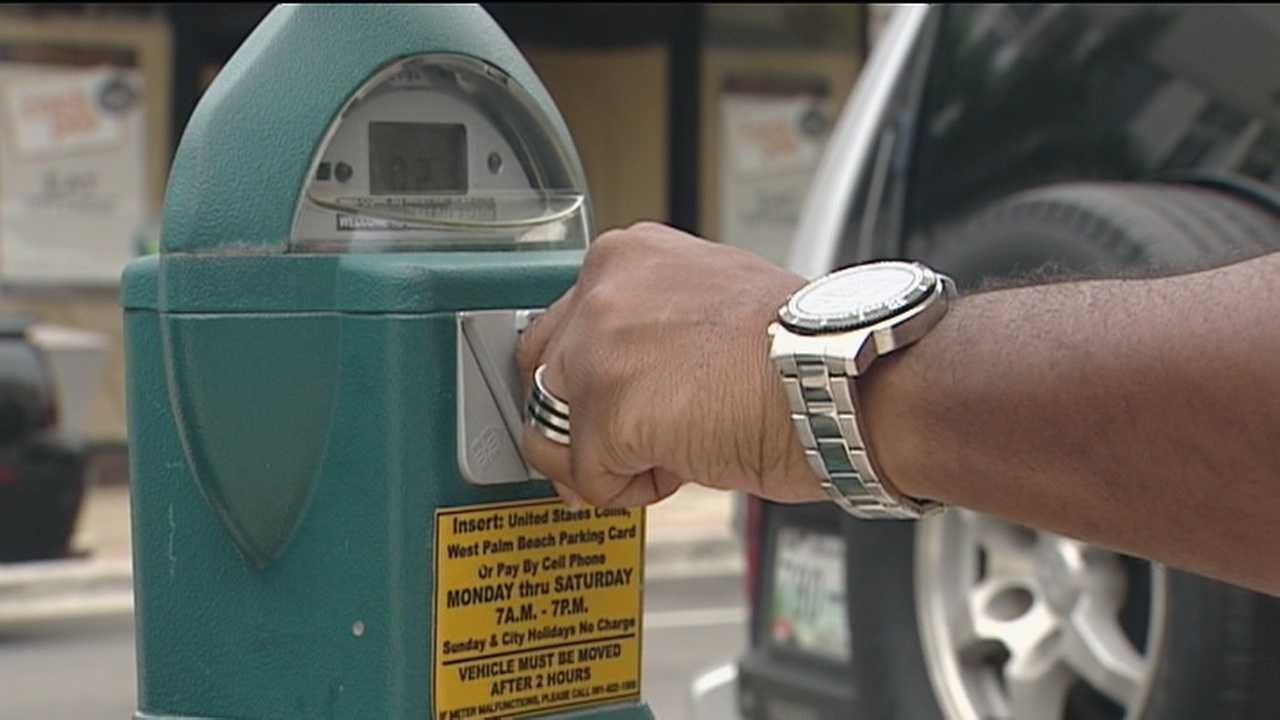 The days of free parking after 7 p.m. might be numbered on Clematis Street.