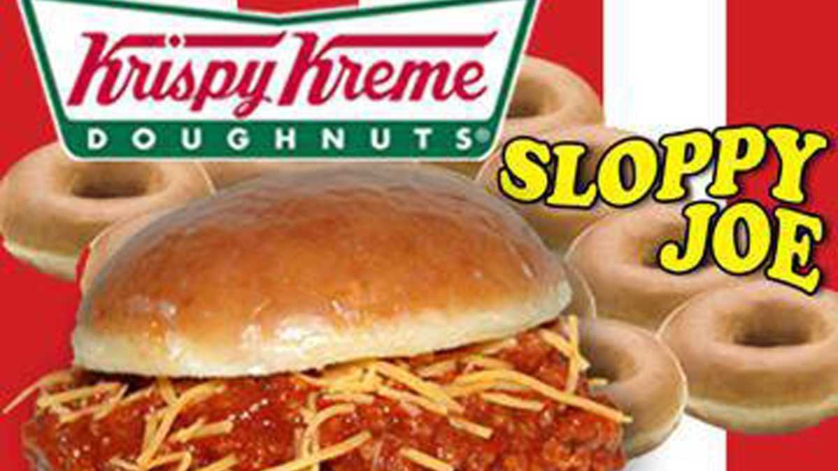 Gross Foods - Krispy Kreme Sloppy Joe