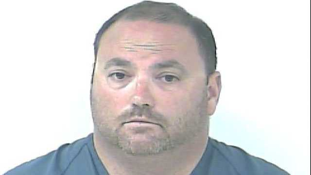 Joseph Gianquitti is accused of molesting a 15-year-old player on his club soccer team in Port St. Lucie.