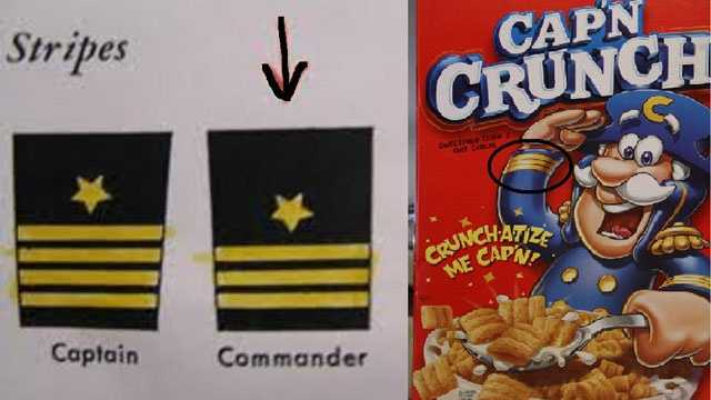 Cap'n Crunch controversy