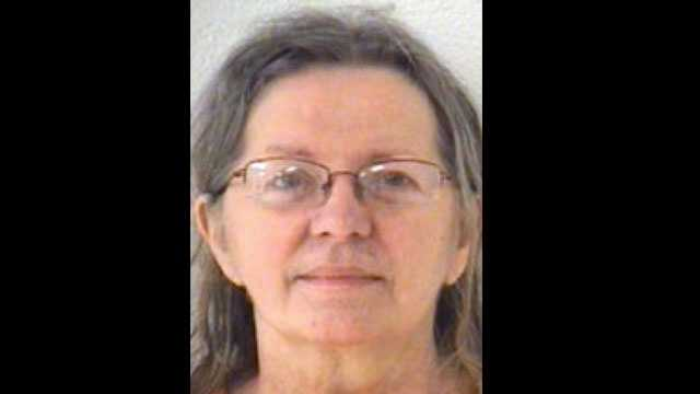 Patricia Hodges was sentenced to 30 days in prison after she buried her mother's body in the back yard of her Lake Worth home and cashed her Social Security checks for 14 years.