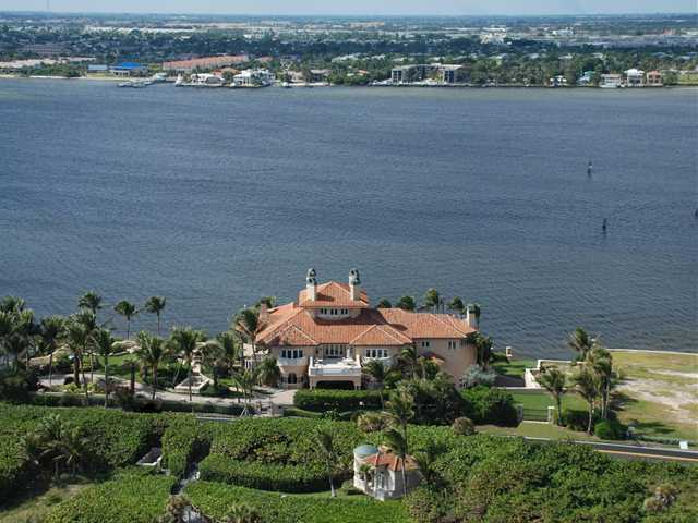 Tour this breathtaking 7 bedroom, 14 bathroom property overlooking their very own private beach in Manalapan, FL, featured on Realtor.com.
