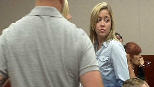 Kaitlyn Hunt's bid to have the judge removed in her case failed on Tuesday.