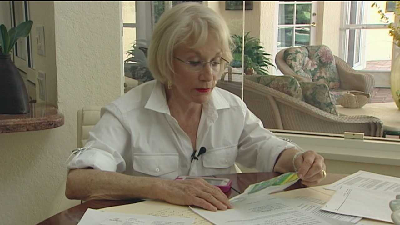 A Palm Beach Gardens woman says she's the latest victim of an online Social Security scam that is happening to seniors throughout the country.