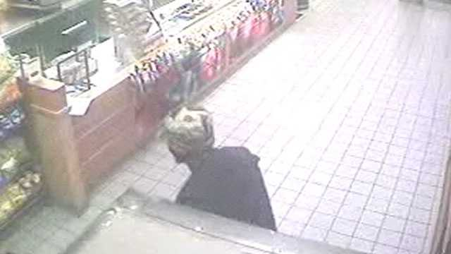 Deputies are trying to identify this man who robbed a Subway restaurant in Indian River County.