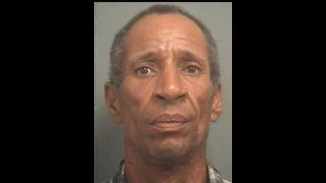 Edward Morgan is accused of stealing a bicycle from outside the Publix on Rosemary Avenue.