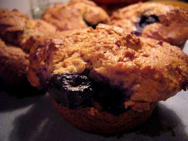 The blueberry muffin is the official muffin of Minnesota.