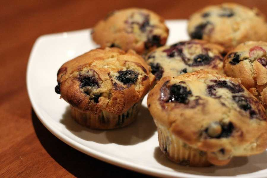 July 11 is National Blueberry Day.