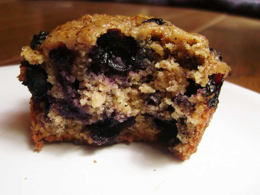 The blueberry is the second most popular berry in the US (the strawberry is number one).