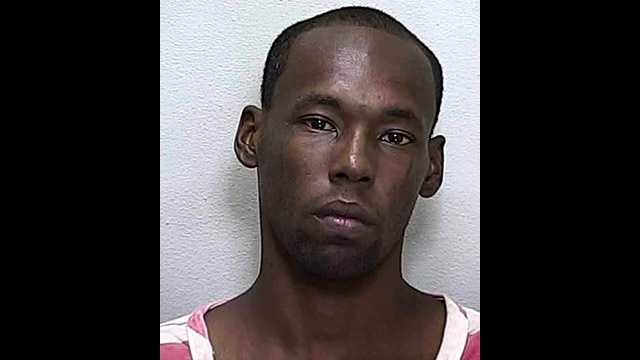 Anthony Thomas is accused of robbing a gas station right after applying for a job there.