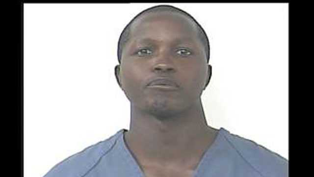 Martravius Blue is accused of robbing the SunTrust branch on Virginia Avenue in Fort Pierce.