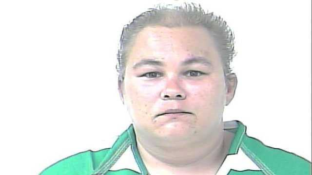Malissa Bender is accused of stealing prescription medication from the CVS pharmacy where she worked.