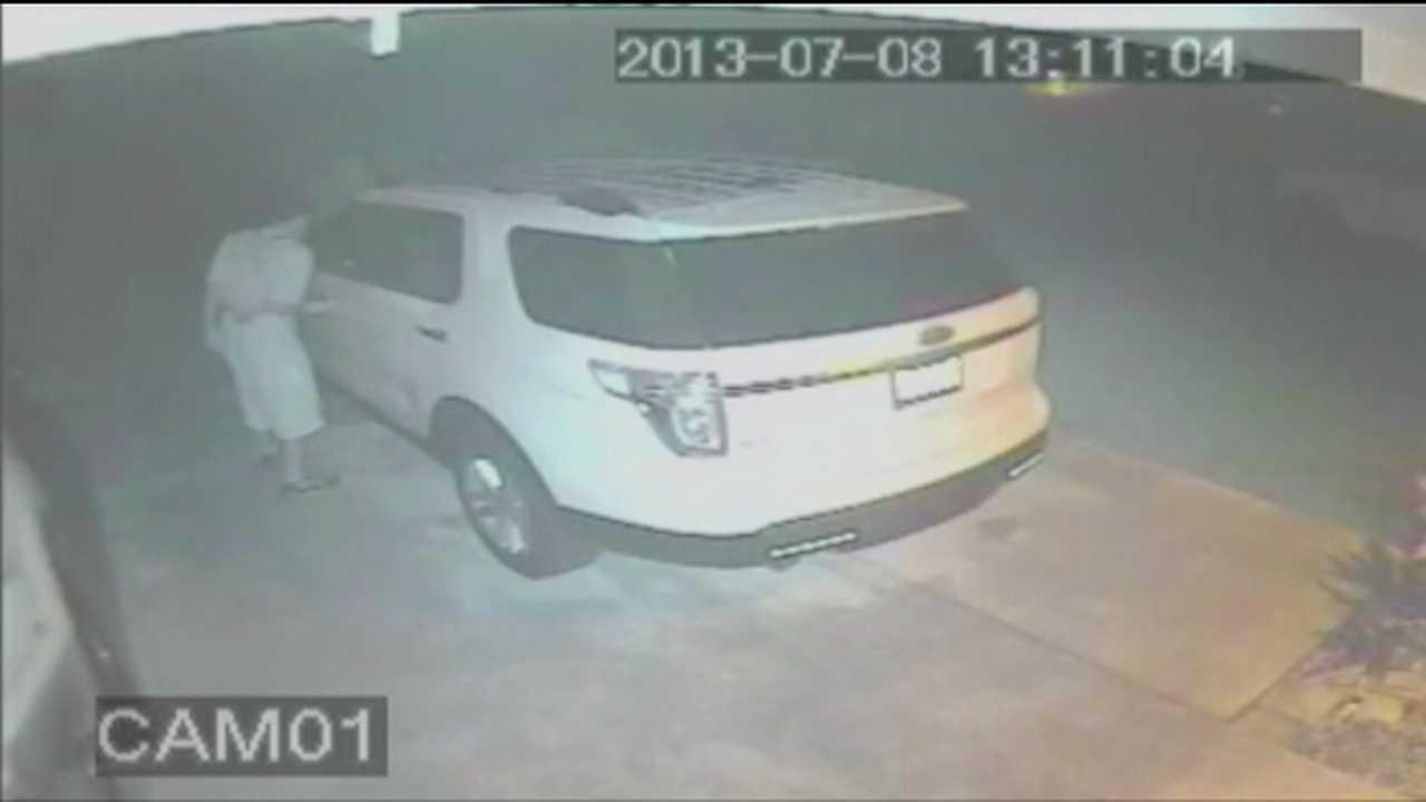PSL vehicle burglar