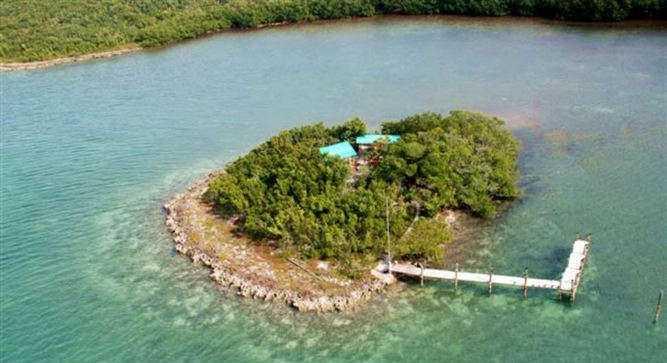 5. Charlie's Island, Marathon – Florida Keys: $995,000
