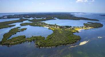 4. Little Bokeelia Island, Boca Grande: $29,500,000