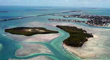 6. Tom's Harbor Keys, Florida Keys: $1,900,000
