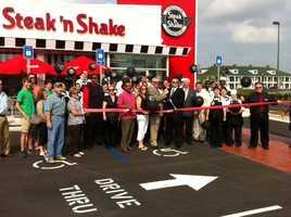 22. Steak 'n Shake (multiple locations)
