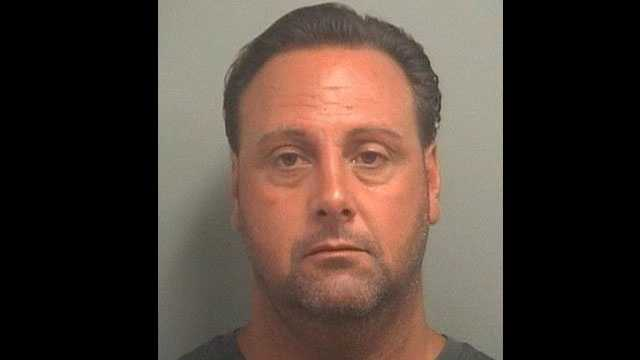 Deputy Anthony Schillace is accused of getting into a fight at a Wellington restaurant.