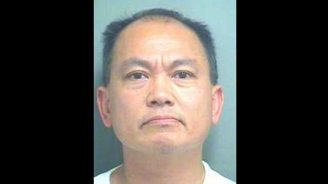 Jimmy Dac Ho, a former FAU police officer, is accused of fatally shooting escort Sheri Carter in January 2011.